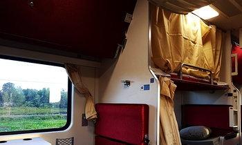 รีวิวรถไฟใหม่ เที่ยวกรุงเทพ-อุบล สายอีสานวัตนา