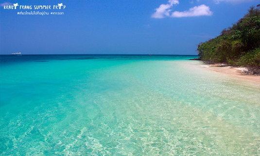 เกาะรอก ราชินีแห่งอันดามัน สวรรค์ที่สัมผัสได้แห่งภาคใต้ ไม่ไปถือว่าผิด!!!