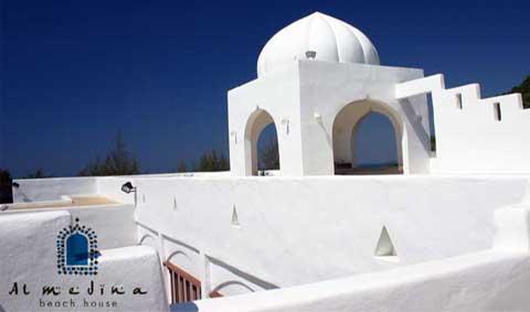Al Medina Beach House