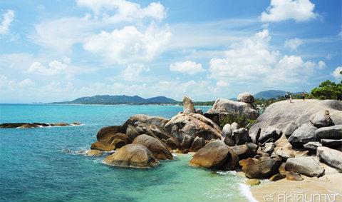 'เกาะสมุย' สวรรค์กลางอ่าวไทย