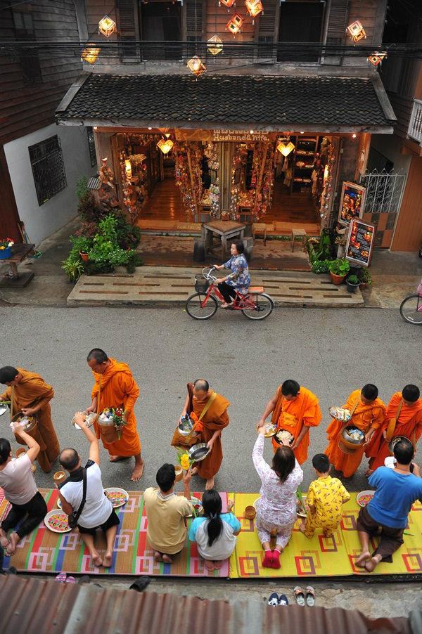เชียงคาน...เมืองน่ารัก ผู้คนน่ารัก