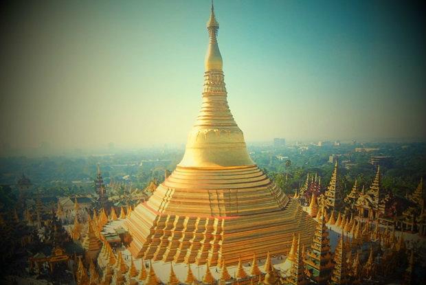 """รีวิว """"ไหว้พระเสริมดวง"""" วัดไหนฮิต คนไทยชอบไปในประเทศพม่า"""
