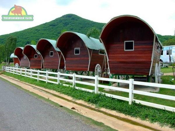 5 ที่พักพร้อมกิจกรรม Adventure สุดมันส์!! @เขาใหญ่