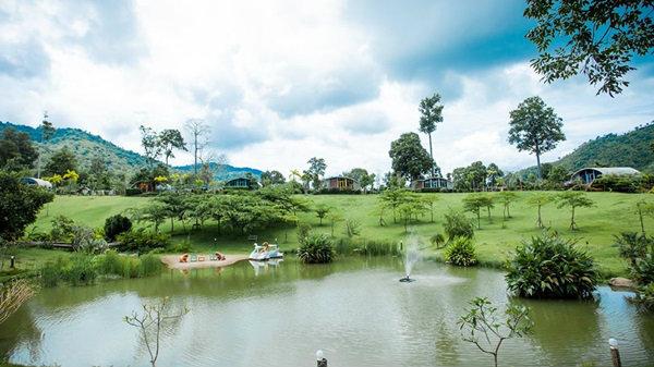 รวมที่พัก Top 5  สุดโรแมนติก @สวนผึ้ง ราชบุรี