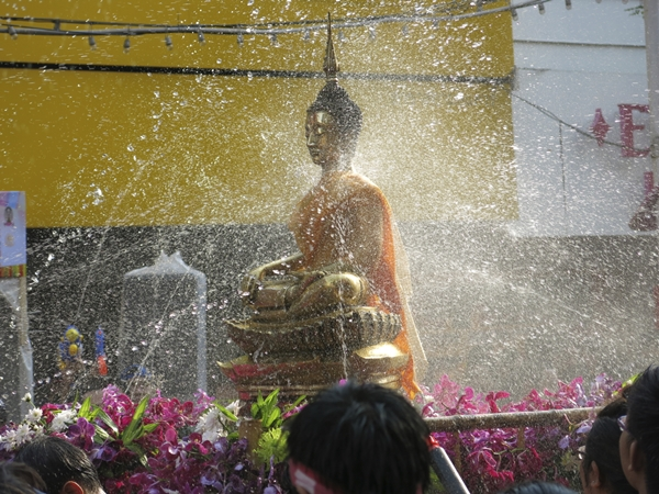 รวมสถานที่จัดงาน เทศกาลสงกรานต์ 2559 ทั่วประเทศไทย