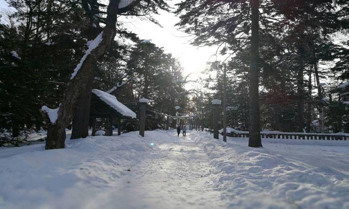 เมืองเล็กกลางขุนเขาที่อบอุ่นกับฮิงาชิกาวา (Higashikawa) ตอนที่ 1