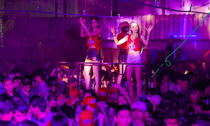 เก็บตกปาร์ตี้สงกรานต์ 'LEO รวมพลคนมันส์สาด 2017' สาดความสนุก สาดความมันส์กันสุดเหวี่ยง