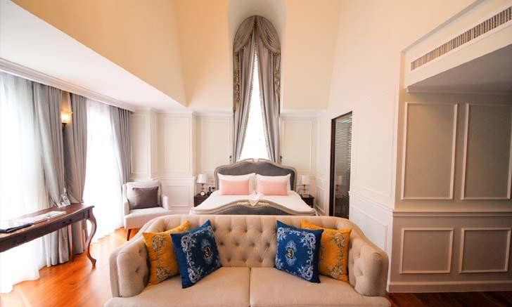 Daraya Boutique โรงแรมเปิดใหม่ใจกลางเมือง ภายใต้คอนเซ็ปต์คลาสสิคยูโรเปี้ยนสมัย ร.5
