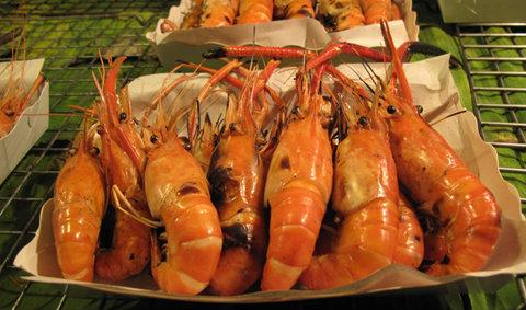 เทศกาลกินหอย ดูนก ตกหมึก ปี 54 จัดเต็มซีฟู๊ดเน้นๆ