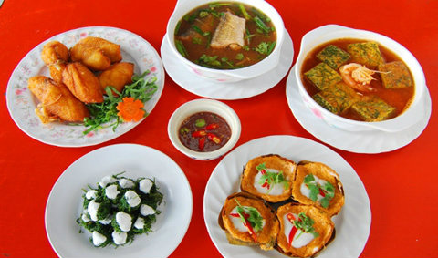 10 ร้านอาหารรสเด็ด บรรยากาศดีใกล้กรุงเทพ