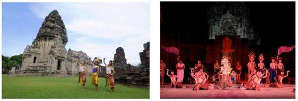 เทศกาลเที่ยวพิมาย นครราชสีมา ประจาปี 2556