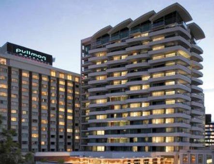 โรงแรมพูลแมนพัทยา (Pullman Pattaya Hotel G) ที่พักพัทยา ชลบุรี