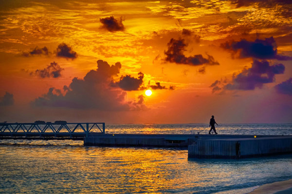 10 สุดยอดโรงแรมสวยยามพระอาทิตย์ตกดิน