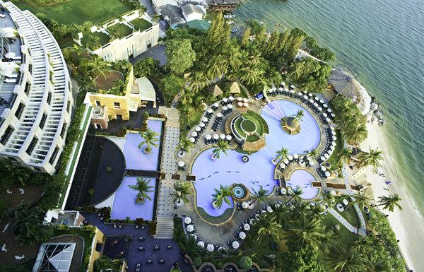 ความสุขไม่รู้จบ ฮิลตัน หัวหิน รีสอร์ท แอนด์ สปา (Hilton Huahin Resort&Spa)