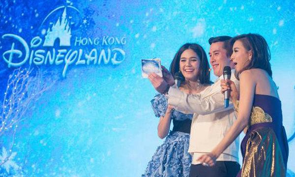 มันส์เว่อร์! กับงาน The Ultimate Frozen Party ที่ฮ่องกงดิสนีย์แลนด์