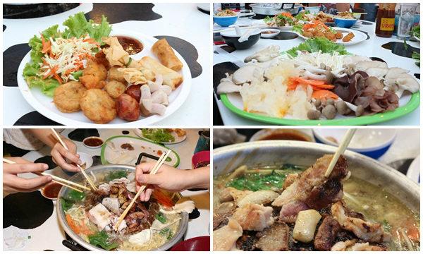 """รีวิว ร้านหมูย่างเกาหลี+ชาบูน้ำดำ สไตล์เก๋ๆ ไม่เหมือนใคร """"กาแล แดนกลมกล่อม"""""""