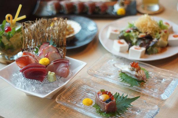 ตัวจริงอร่อยจริง OE Sushi & Bar ร้านซูชิสุดเด็ดหลังสวน