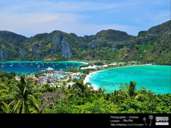 10 ทะเลไทยสวยติดอันดับโลก…ไม่ไปไม่ได้แล้ว