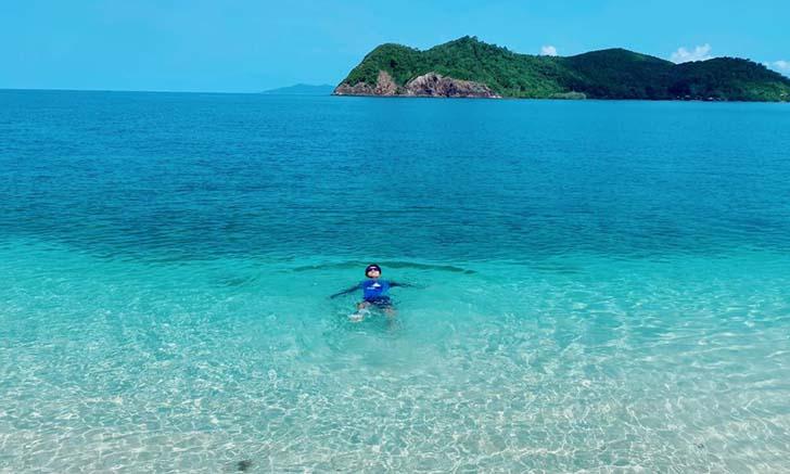 เปิดแล้ว! เกาะระยั้ง จังหวัดตราด นอนพักบนเกาะส่วนตัวในราคาแค่ 3,900 บาท!
