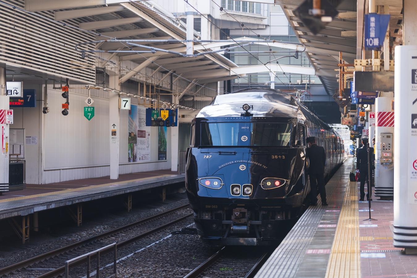 เที่ยวคิวชู ญี่ปุ่น 4 คืน 5 วัน แบบดีต่อใจ นั่งรถไฟไปอย่างชิลล์