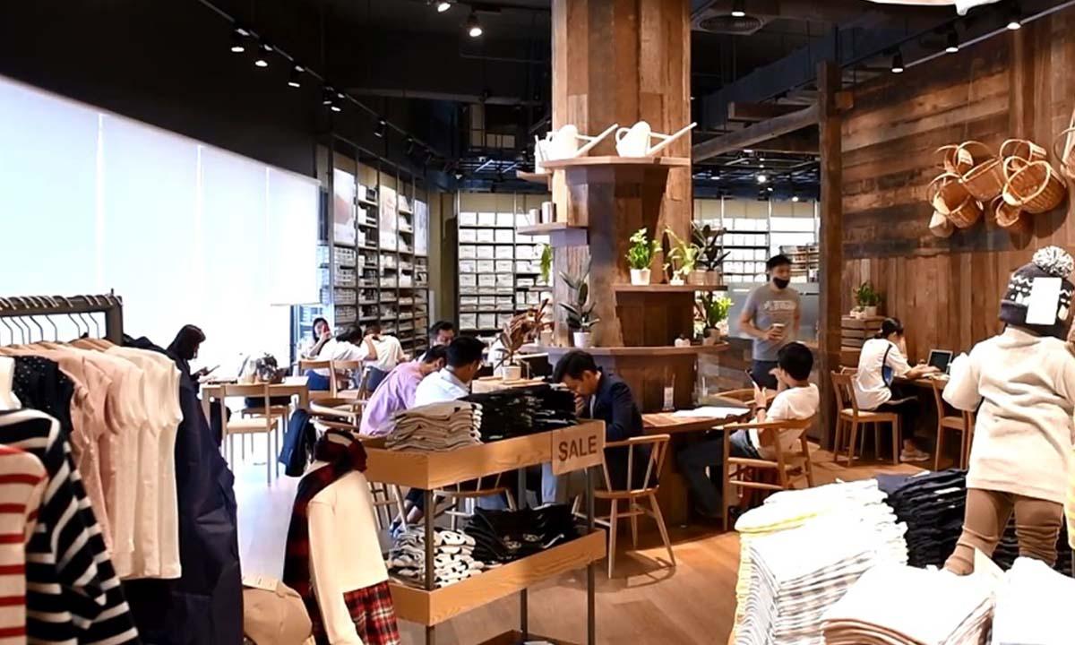วันเดย์ เปย์ไม่หยุด ที่ศูนย์การค้าใหม่ The Mall Lifestore Ngamwongwan