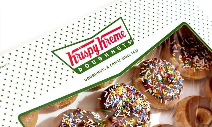Krispy Kreme จัดโปร ซื้อ Original Glazed Bites 1 กล่องแถม 1 กล่องฟรี!