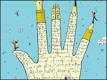 มือ..บอกสุขภาพ