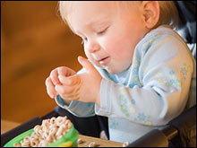 อาหารสำหรับลูกน้อย 4 เดือน-1 ขวบ
