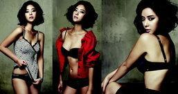 แฟชั่นชุดชั้นในอาร์มานี SEXY สไตล์เกาหลี