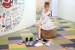 7 รองเท้าผ้าใบ โทนสีสุภาพที่ควรมีติดบ้าน