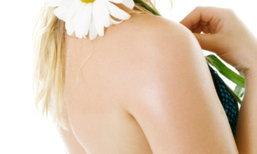 5 วิธีดูแลผิวแผ่นหลัง ให้สวยเนียนใส ห่างไกลสิว
