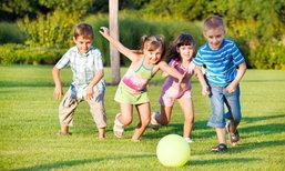 ชวนลูกสนุกไปกับการออกกำลังกายที่จะทำให้ลูกน้อยสูงขึ้นได้ !