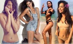 แซ่บเวอร์! ส่องไอจี 2 สาวไทยในรายการ Asia's Next Top Model 5