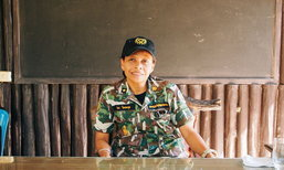 ตามรอย วีรยา โอชะกุล ชีวิตหญิงแกร่งผู้พิทักษ์ผืนป่า