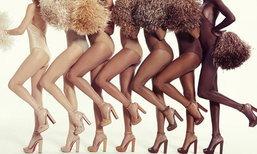 เพราะสีผิวไม่ได้มีแค่โทนเดียว! Louboutin ปล่อยรองเท้า 7 เฉดนู้ดสำหรับคนทุกสีผิว