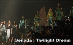 ELLE Fashion Week 2011 : SENADA, Twilight Dream
