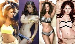 10 สุดยอดผู้หญิงเอวสวย