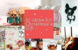 10 ไอเดียของขวัญโดนใจในวันคริสต์มาส