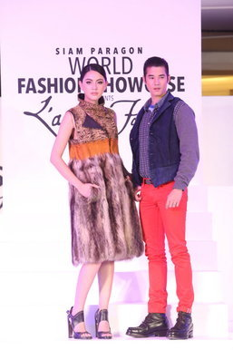 Siam Paragon World Fashion Showcase