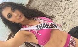 แอลลี่ พิมบงกช ติด 1 ใน 7 นางงามสร้างเซอร์ไพรส์ Miss Universe 2014