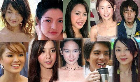ดาราไทย VS ศัลยกรรมยอดนิยม!?! (ใครเสริม ใครศัลฯส่วนใดบ้าง ดู!)