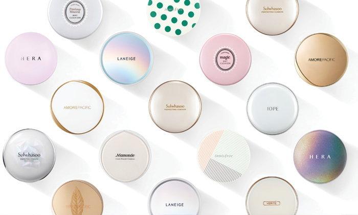 บริษัท Amorepacific ผู้นำผลิตภัณฑ์ด้าน Cushion ระดับโลก