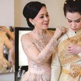 อีฟ พุทธธิดา แต่งงาน