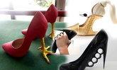 แบบรองเท้าแปลก ไอเดียเจ๋งที่สุดแห่งปี สาวรักรองเท้าห้ามพลาด
