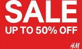เอาใจขาช้อปทั้งหลาย H&M จัดหนักลด 50% !!!!