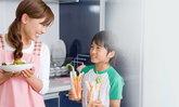 เหตุผลที่มนุษย์แม่ต้องเลือกอาหารให้เหมาะสมสำหรับเด็กวัยกำลังโต