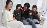 เติมเต็มให้ครอบครัวแฮปปี้ แบบ จูน กษมา ภรรยา เปิ้ล นาคร