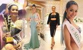 สวย คม เข้ม! ปิงปอง เวธกา Miss Global Beauty Queen 2015