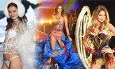 แฟชั่นโชว์ชุดชั้นใน เลอค่าอลังการที่สุดแห่งปี Victoria's Secret 2015