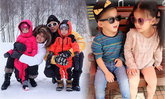 ปาร์ตี้ฉลองวันเกิด 3 ขวบ น้องบีน่า-บรู๊คลิน ลูกแฝดนานา-เวย์
